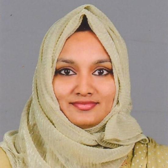 Muhsina K Muhammed