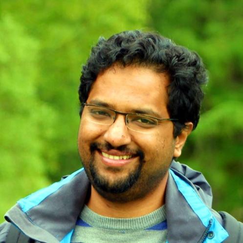 Praveen Ashok Cherian