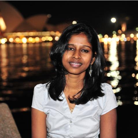 Priyamvada V