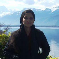 Sruthi Viswam.